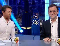 """Críticas a Pablo Motos por su entrevista-masaje a Mariano Rajoy en 'El Hormiguero': """"Eres un gran orador"""""""