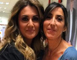 """Paz Padilla sube una foto con Carlota Corredera para zanjar su polémica, y la aviva todavía más: """"Caras de foto forzada"""""""
