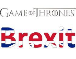 Cómo el Brexit amenaza a 'Juego de Tronos' y otras series