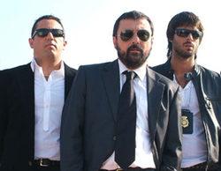 Paco Tous, Hugo Silva y Pepón Nieto se reencuentran 6 años después del final de 'Los hombres de Paco'