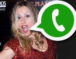 Verónica Romero destapa quién no está en el grupo de whatsapp de 'Operación Triunfo'