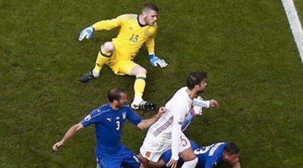La eliminaci n de espa a de la eurocopa reporta a for Telecinco fuera de espana