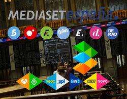 Atresmedia y Mediaset pierden 917,2 millones de euros en bolsa por el Brexit