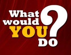 'What would you do?' se mantiene líder en la noche del viernes a pesar de las competiciones deportivas