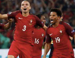 Portugal gana a Polonia en penaltis delante de 6,9 millones (41,1%) en Telecinco