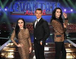 'Levántate All Stars' regresa el próximo lunes 4 de julio con nuevas galas