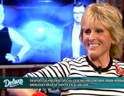 Mercedes Milá desvela el verdadero motivo de su marcha de 'Gran Hermano' y da su opinión sobre Jorge Javier
