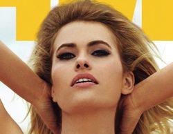 Adriana Abenia luce cuerpo en bañador en la portada de FHM