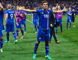 El 99,8% de los islandeses vieron el Islandia-Inglaterra de la Eurocopa