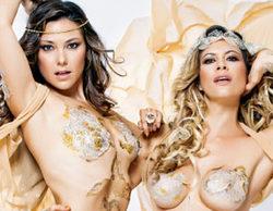 Sara Gil y Mar Montoro, desnudas en Interviú
