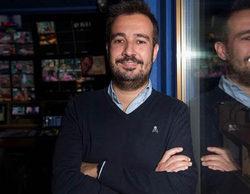 Álvaro Díaz (director de 'Gran hermano') sustituye a Jaime Guerra como director general de Zeppelin TV