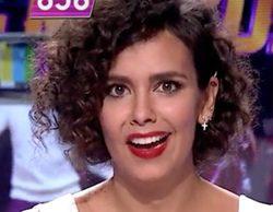 Miki Nadal imita a Cristina Pedroche en 'Zapeando'