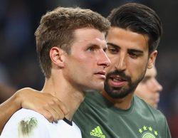Francia gana a Alemania delante de más de 6 millones de espectadores (42,9%) en Telecinco