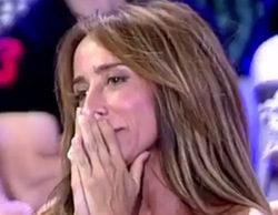 María Patiño menciona, en un descuido, el nombre del examante de Olvido Hormigos