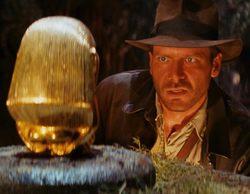 """Antena 3 lidera con un buen 15,4% de la mano de Indiana Jones """"En Busca del Arca Perdida"""""""