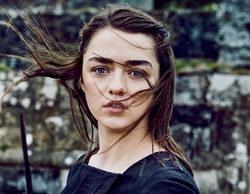Así ha reaccionado Maisie Williams al enterarse de su nominación al Emmy por 'Game of Thrones'