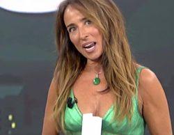 Un estupendo 19% para el estreno de María Patiño como presentadora del verano en 'Sálvame Deluxe'