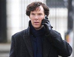 Primera imagen de lo próximo de 'Sherlock', una cuarta temporada que podría ser la última