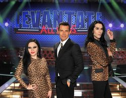 La gran final de 'Levántate All Stars' llega el lunes a Telecinco cargada de sorpresas