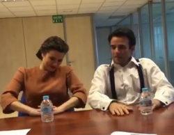 Los divertidos castings de los actores de 'El secreto de Puente Viejo': Todo por un minuto de gloria