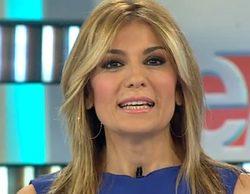 Así ha sido el primer día de Sandra Golpe al frente de 'Espejo público': ¿Nervios? ¿Qué ha sido lo más difícil?