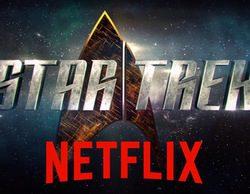 'Star Trek' (CBS) se podrá ver en España en Netflix