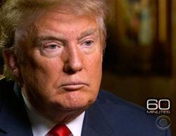 La entrevista de Donald Trump en '60 minutes' mantiene los datos de audiencia de los anteriores líderes políticos