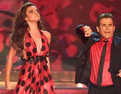 Melody y su padre Lorenzo, ganadores de la primera edición de 'Levántate All Stars'