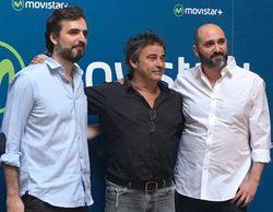 """'La zona', nueva serie de Movistar+: """"Huimos de la serie post-apocalíptica. Prestamos atención a lo pequeño y a lo cotidiano"""""""