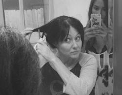 Shannen Doherty decide raparse la cabeza antes de perder el pelo por el cáncer