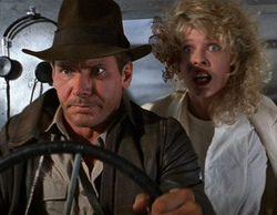 """""""Indiana Jones y el Templo Maldito"""" (17,8%) triunfa de nuevo en Antena 3 y hunde a 'El secreto de Adam' (9,1%)"""