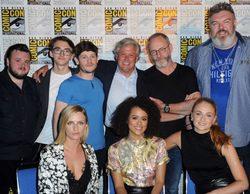 Sophie Turner ('Juego de Tronos') se sincera acerca de la relación de Sansa y Jon Snow