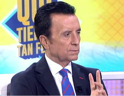 """José Ortega Cano se sincera en '¡Qué tiempo tan feliz!': """"Cuando Rocío enfermó empecé a beber"""""""