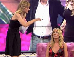 """Olvido Hormigos y Alba Carrillo se enfrentan en 'Hable con ellas': """"Yo soy la presentadora y tú la invitada"""""""