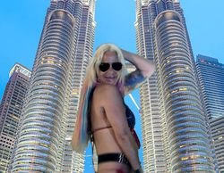 """Leticia Sabater: """"No sabía que Kuala Lumpur era un país, pensé que era un monstruo"""""""