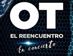 Póster definitivo del concierto de 'OT: el reencuentro', Verónica Romero incluída
