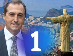 La cúpula directiva de TVE viaja a Río de Janeiro con sus familias
