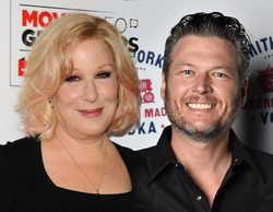 Bette Midler acompañará a Blake Shelton en 'The Voice'