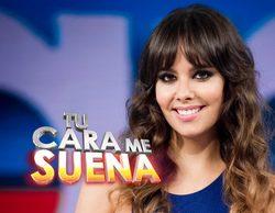 Cristina Pedroche será la primera invitada de 'Tu cara me suena 5'