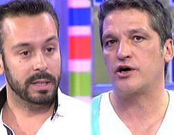 Gustavo González y Kike Calleja, topos de 'Sálvame' según un paparazzi