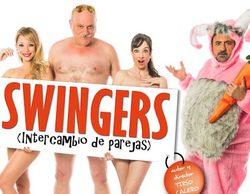 """El escritor de 'Amar es para siempre', Tirso Calero, dirige """"Swingers"""", una obra de teatro con sabor televisivo"""