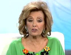 """María Teresa Campos: """"Lo de las 'Campashian' es una gilipollez"""""""