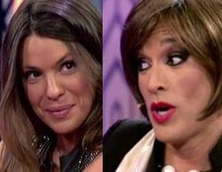 """El zasca de Soledad a Laura Matamoros ('Hable con ellas'): """"Tú televisivamente no serías nadie si no fuese por tu padre"""""""