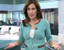 """Ana Samboal se traga sus palabras y hará """"pasillo"""" en Telemadrid"""