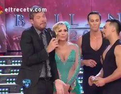 Marta Sánchez abandona enfadada el plató de 'Bailando por un sueño'