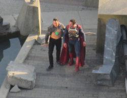 Una tuitera filtra la primera batalla de Tyler Hoechlin como Superman en 'Supergirl'