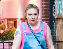 Lena Dunham, horrorizada en el rodaje de 'Girls' ante un actor que finge defecar en la calle