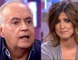José Luis Moreno la vuelve a liar en 'Hable con ellas': amenaza a Sandra Barneda durante la publicidad