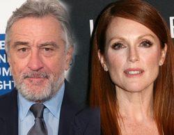 Robert De Niro y Julianne Moore protagonizarán la nueva serie de David O. Russell