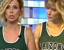 La presentadora del informativo de Antena 3 le copia el look más pandillero a Susanna Griso